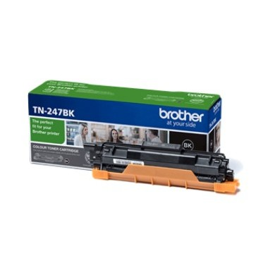 Toner Brother TN247BK Preto Brother Consumíveis