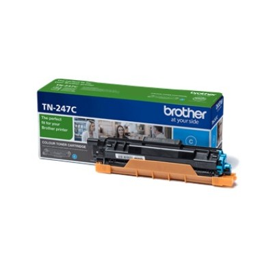 Toner Brother TN247C Ciano Brother Consumíveis