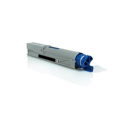 Toner Oki Compatível 43459436/43459332/43459324 C350BK Preto