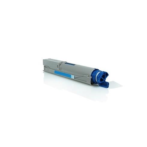 Toner Oki Compatível 43459435/43459331/43459371 C350C Azul