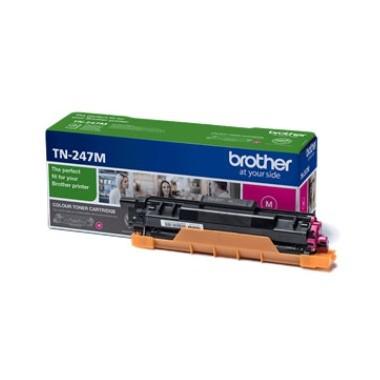 Toner Brother TN247M Magenta Brother Consumíveis