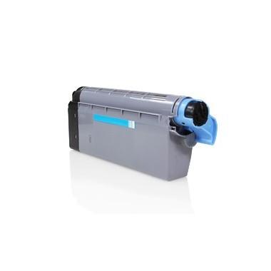 Toner Oki Compatível 44318607 C710C Ciano (11.500 Pág.)