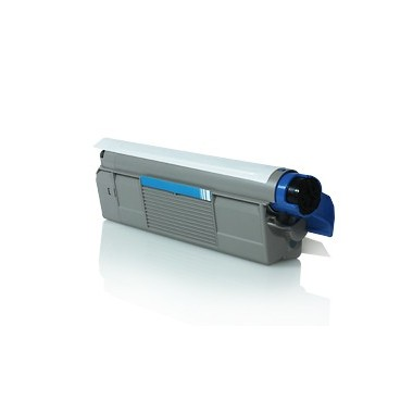 Toner Oki Compatível 46507615 C712C Ciano (11.500 Pág.)
