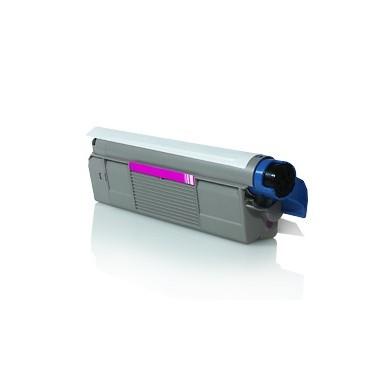 Toner Oki Compatível 46507614 C712M Magenta (11.500 Pág.)