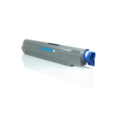 Toner Oki Compatível 42918915 C9600C Ciano (15.000 Pág.)