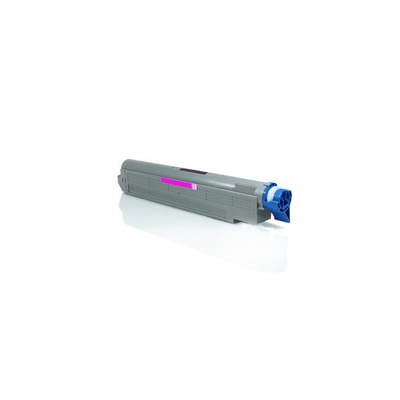 Toner Oki Compatível 42918914 C9600M Magenta (15.000 Pág.)