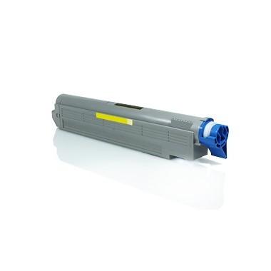 Toner Oki Compatível 42918913 C9600Y Amarelo (15.000 Pág.)