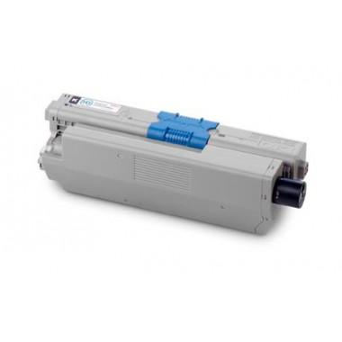 Toner Oki Compatível 46508712/46508716 C332BK Preto (3.500 Pág.)