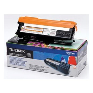 Toner Brother TN325BK Preto Brother Consumíveis