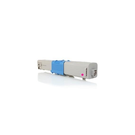 Toner Oki Compatível 44469723 C510M Magenta (5.000 Pág.)