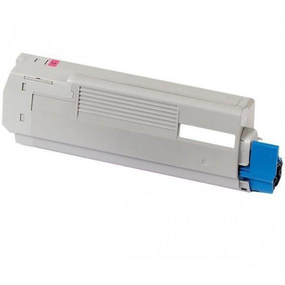 Toner Oki Compatível 46490606/46490402 C542M Magenta (6.000