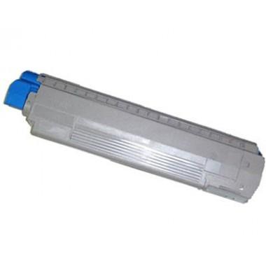 Toner Oki Compatível ES8451CY ES8451C Azul (9.000 Pág.)