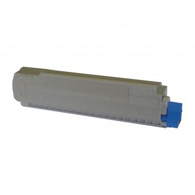 Toner Oki Compatível 44059211 MC860C Ciano (10.000 Pág.)