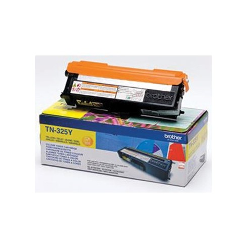 Toner Brother TN325Y Amarelo Brother Consumíveis