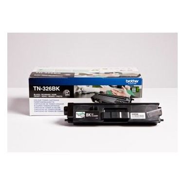 Toner Brother TN326BK Preto Brother Consumíveis