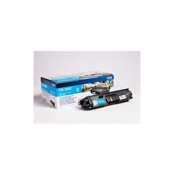 Toner Brother TN326C Ciano Brother Consumíveis