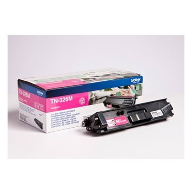 Toner Brother TN326M Magenta Brother Consumíveis