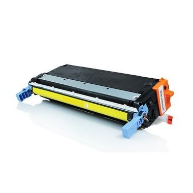 Toner HP Compatível Premium C9732A Nº645A Amarelo (12.000 Pág.)