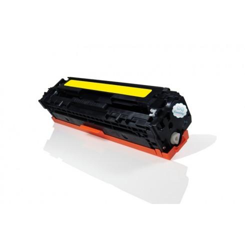 Toner HP Compatível Premium CB542 Nº125A Amarelo (1400 Pág.)