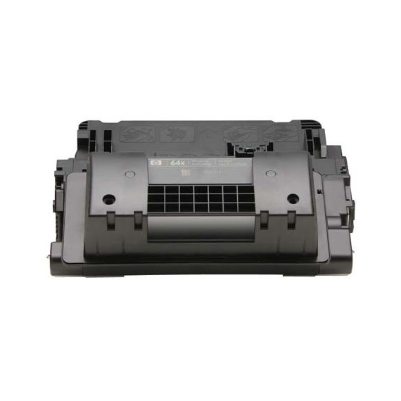 Toner HP Compatível Premium CC364X Nº64X Preto (24.000 Pág.)