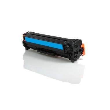 Toner HP Compatível Premium CC531A/CRG718C Nº304A Ciano (2800