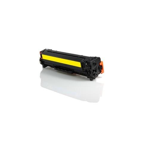 Toner HP Compatível Premium CC532A/CRG718Y Nº304A Amarelo (2800