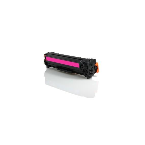Toner HP Compatível Premium CC533A/CRG718M Nº304A Magenta (2800