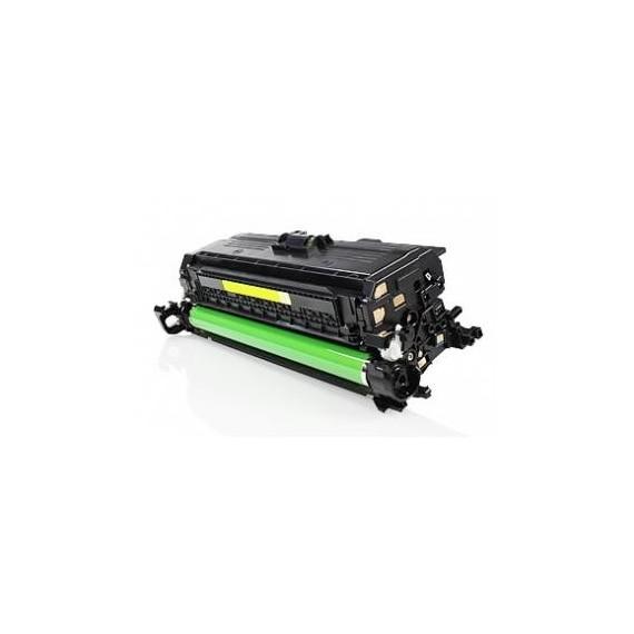 Toner HP Compatível Premium CE262A Nº648A Amarelo (11000 Pág.)