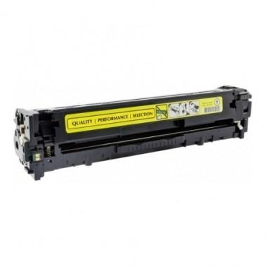 Toner HP Compatível Premium CE322A Nº128A Amarelo (1300 Pág.)