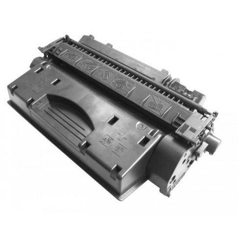 Toner HP Compatível Premium CE505X/CF280X Nº05X/80X Preto
