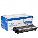 Toner Brother TN3330 Preto Brother Consumíveis