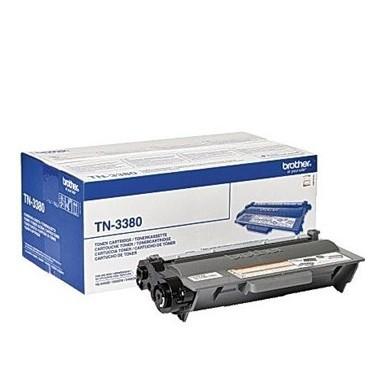Toner Brother Original TN-3380 Preto (8000 Pág.)