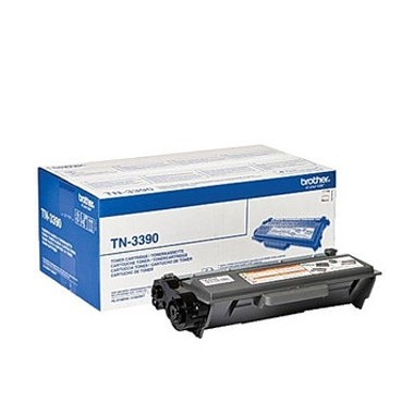 Toner Brother TN3390 Preto Brother Consumíveis