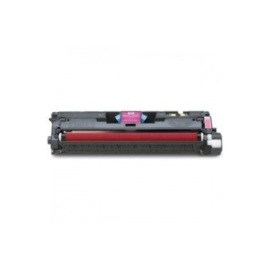 Toner HP Compatível Premium Q3963A Nº122A Magenta (4.000 Pág.)