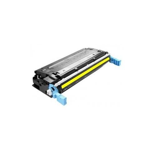 Toner HP Compatível Premium Q6462A Nº644A Amarelo (12000 Pág.)