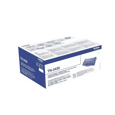 Toner Brother TN3430 Preto Brother Consumíveis