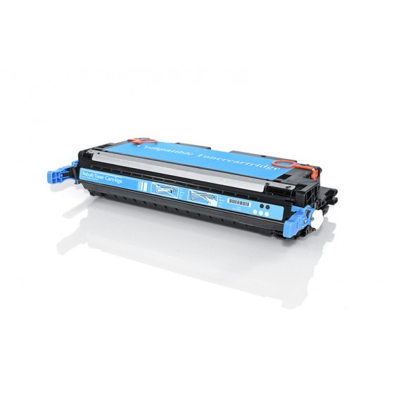 Toner HP Compatível Premium Q6471A Nº502A Ciano (4.000 Pág.)