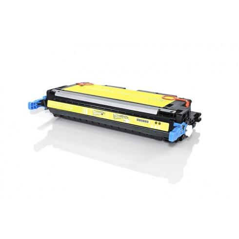 Toner HP Compatível Premium Q6472A Nº502A Amarelo (4.000 Pág.)