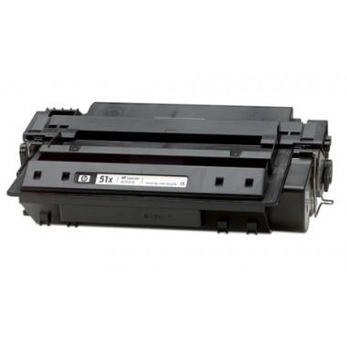 Toner HP Compatível Premium Q7551X Nº51X Preto (13.000 Pág.)