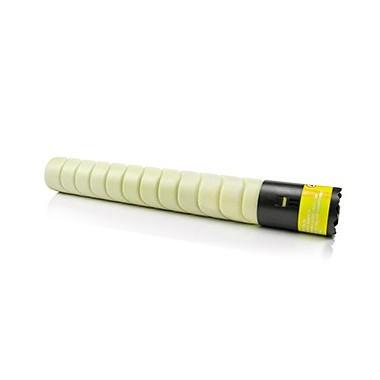 Toner Konica Compatível Premium A8K3250 Amarelo Konica Compatível Premium Consumíveis