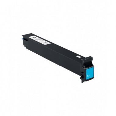 Toner Konica Compatível Premium A0D7451 Ciano Konica Compatível Premium Consumíveis