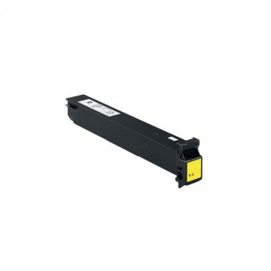 Toner Konica Compatível Premium A0D7251 Amarelo Konica Compatível Premium Consumíveis