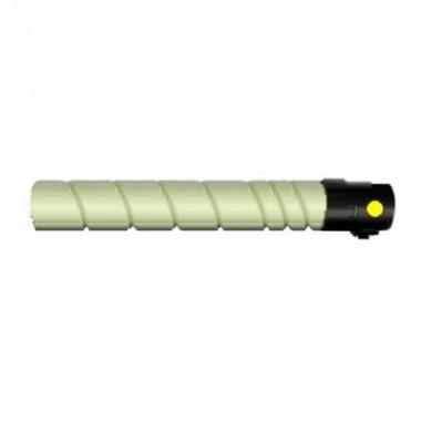Toner Konica Compatível Premium A11G250 Amarelo Konica Compatível Premium Consumíveis