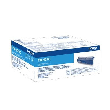 Toner Brother TN421C Ciano Brother Consumíveis