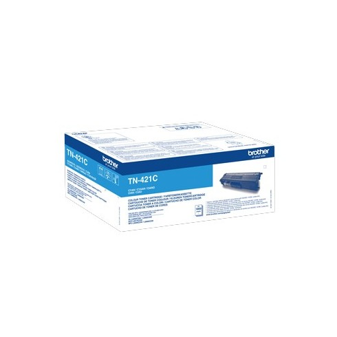 Toner Brother Original TN-421C Azul (1800 Pág.)