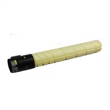 Toner Konica Compatível Premium A8DA250/DEVA8DA2D0 Amarelo Konica Compatível Premium Consumíveis