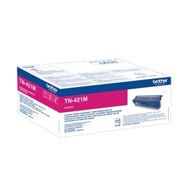 Toner Brother TN421M Magenta Brother Consumíveis