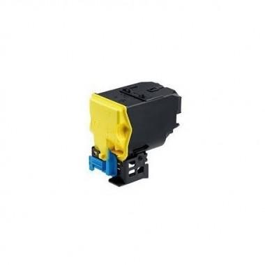 Toner Konica Compatível Premium A5X0250/DEVA5X02D0 Amarelo Konica Compatível Premium Consumíveis