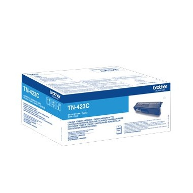 Toner Brother TN423C Ciano Brother Consumíveis