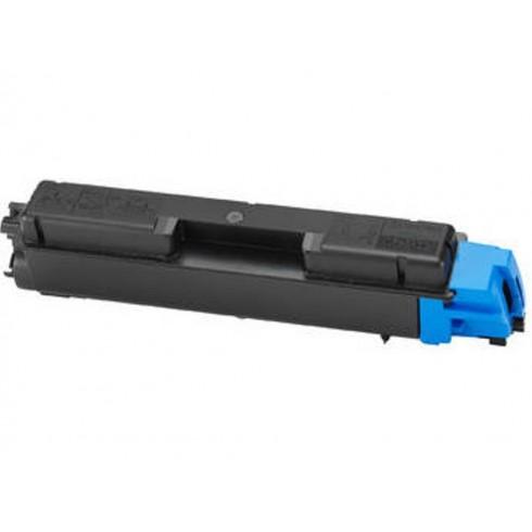 Toner Kyocera Compatível Premium 1T02KVCNL0 TK-590C Ciano (5000